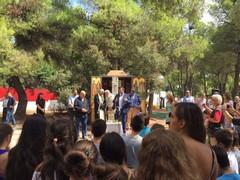Ο Αντιπρόεδρος του Δημοτικού Συμβουλίου Μιχάλης Βρεττός παραβρέθηκε στους Αγιασμούς των σχολείων