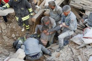 Σεισμός Ιταλία