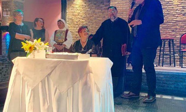 Χρόνια φιλίας συνδέουν τον Μιχάλη Βρεττό με την Πρόεδρο των Πελοποννησίων