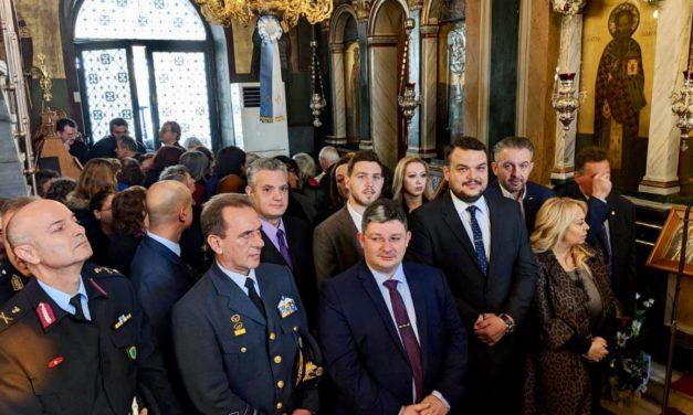 Ηχηρή παρουσία της Αχαρνές Υπερήφανος Δήμος στον εορτασμό του Αγίου Βλασίου