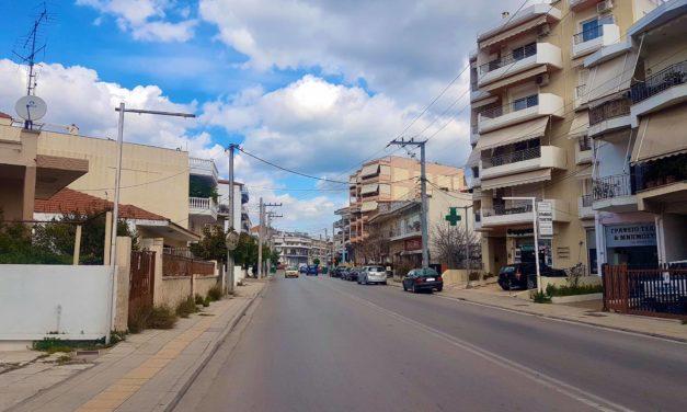 Στοπ στις νταλίκες βάζει ο Δήμος Αχαρνών